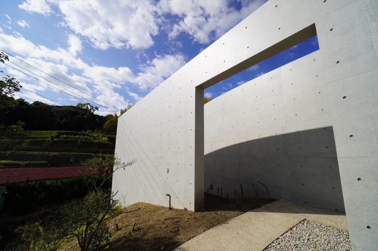 本福寺水御堂(コンクリート壁改修工事)
