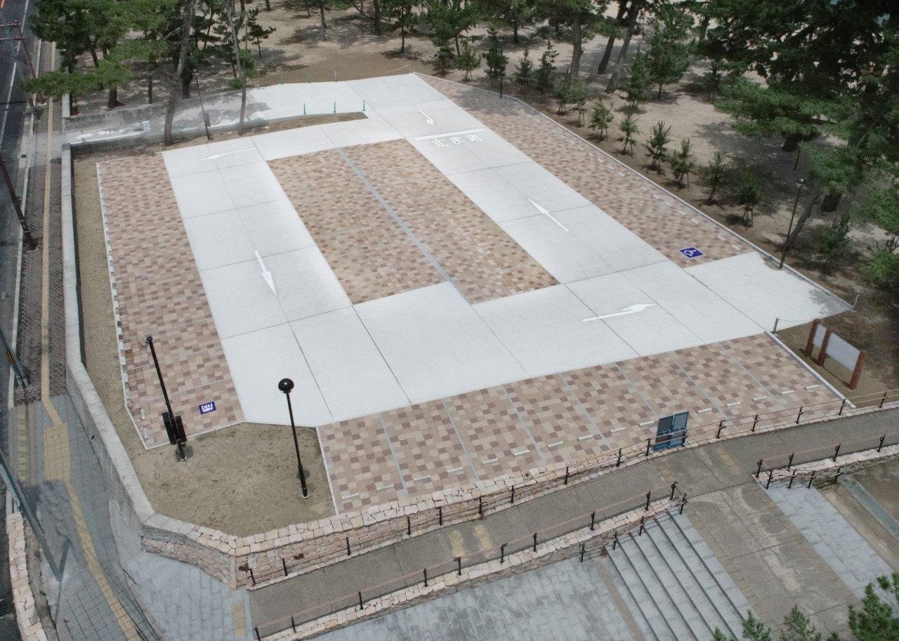 大浜公園施設整備工事